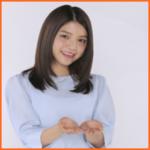 川島海荷 Zipの評判(独断)は?斜めに降ろした髪型が可愛い!